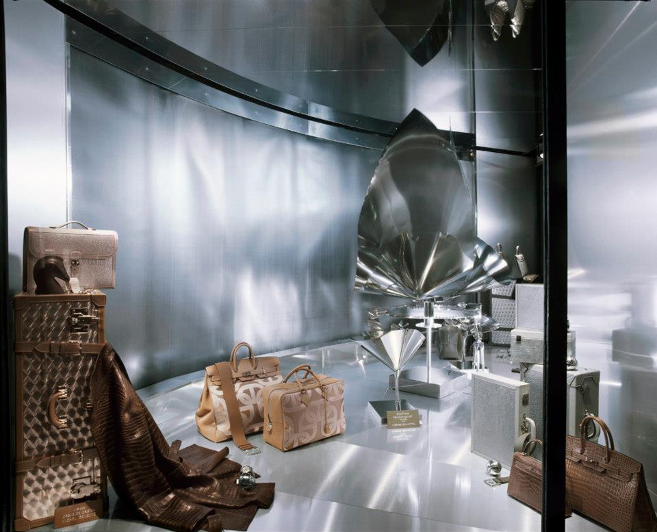 501120839d3 Hermès Window Display of Winter 2012 - Best Window Displays