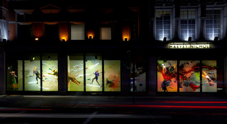 best-window-displays_fashion_2012_harvey-nichols_movement-energy_01