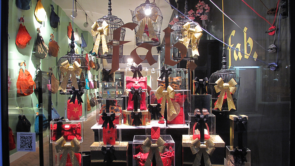 Fab Quot Wrapped Birdcages Quot Christmas Window Display Best