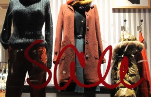 "Marc O'Polo ""Casual Home"" Holiday Window Display"