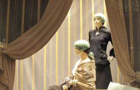 Chanel Theatrical Resort Collection Window Display 2013