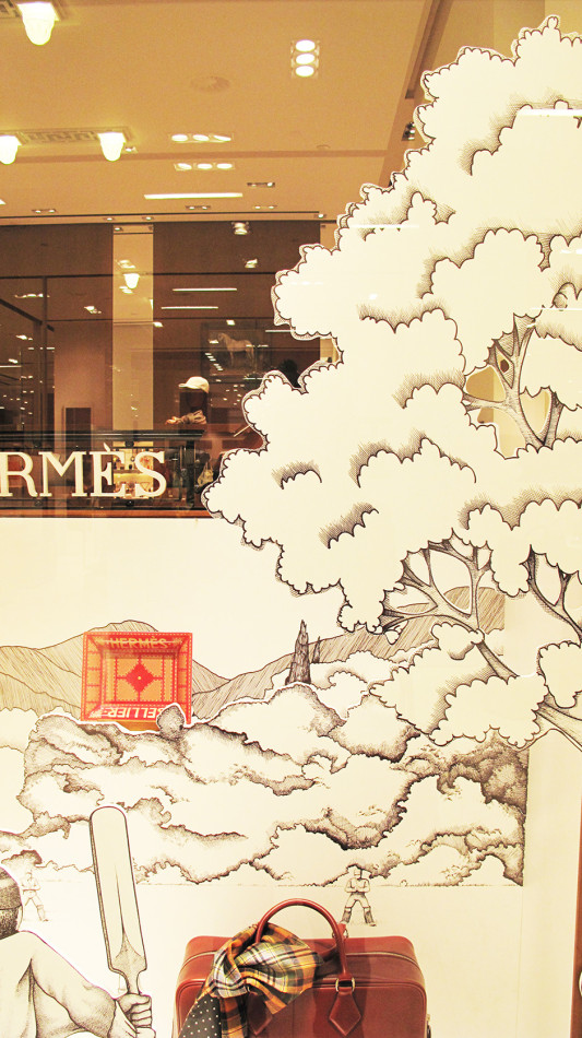 best-window-displays_hermes_2013_cricket_01