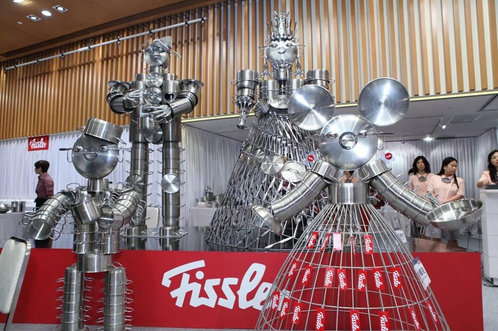 Fissler Kitchen Accessories Window Display Best Window
