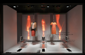 Proenza Schouler's 'First Collection' at Barneys New York Window Display