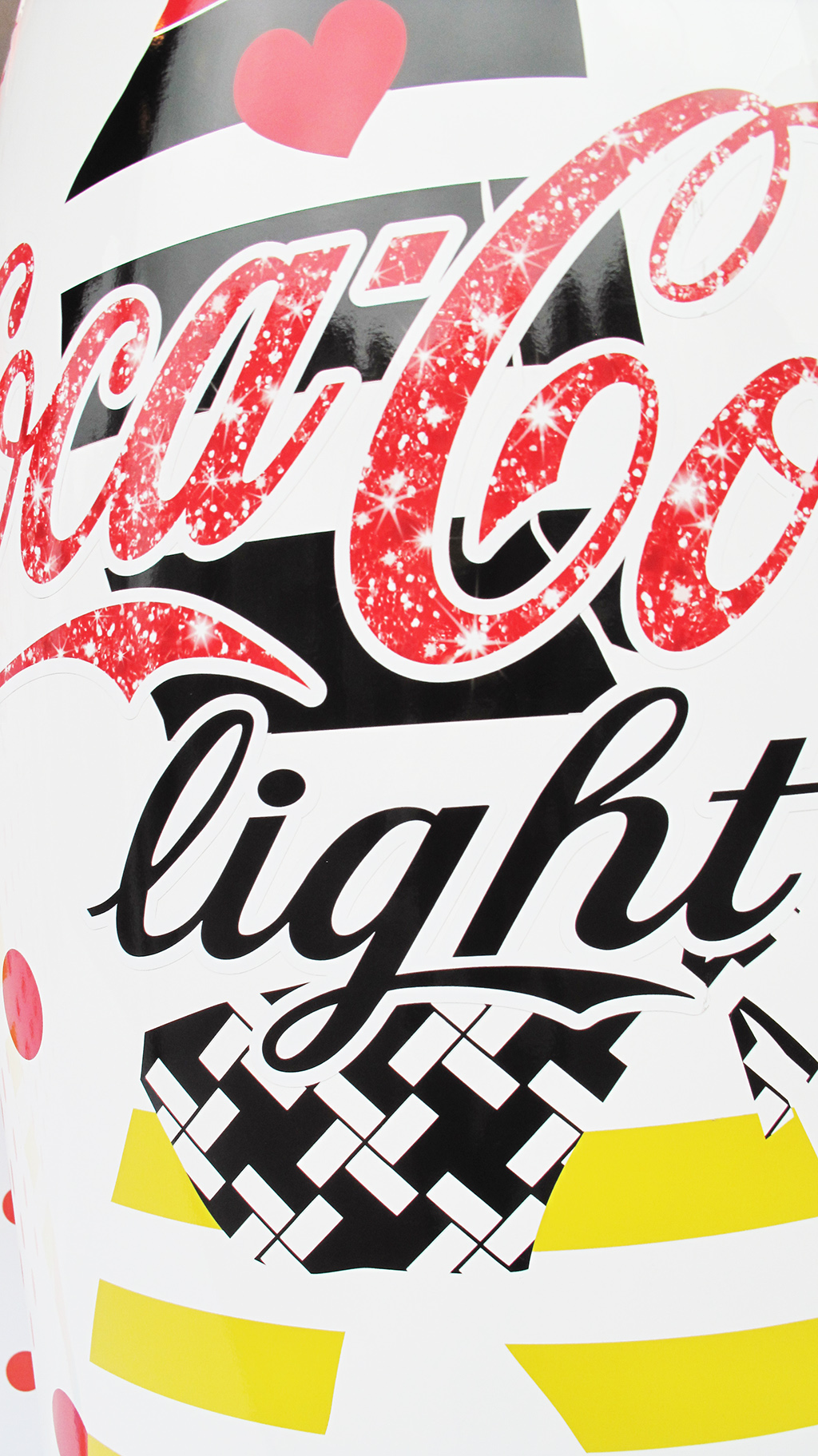 Coca-Cola Light 'Sparkling Together' Limited Edition by Marc