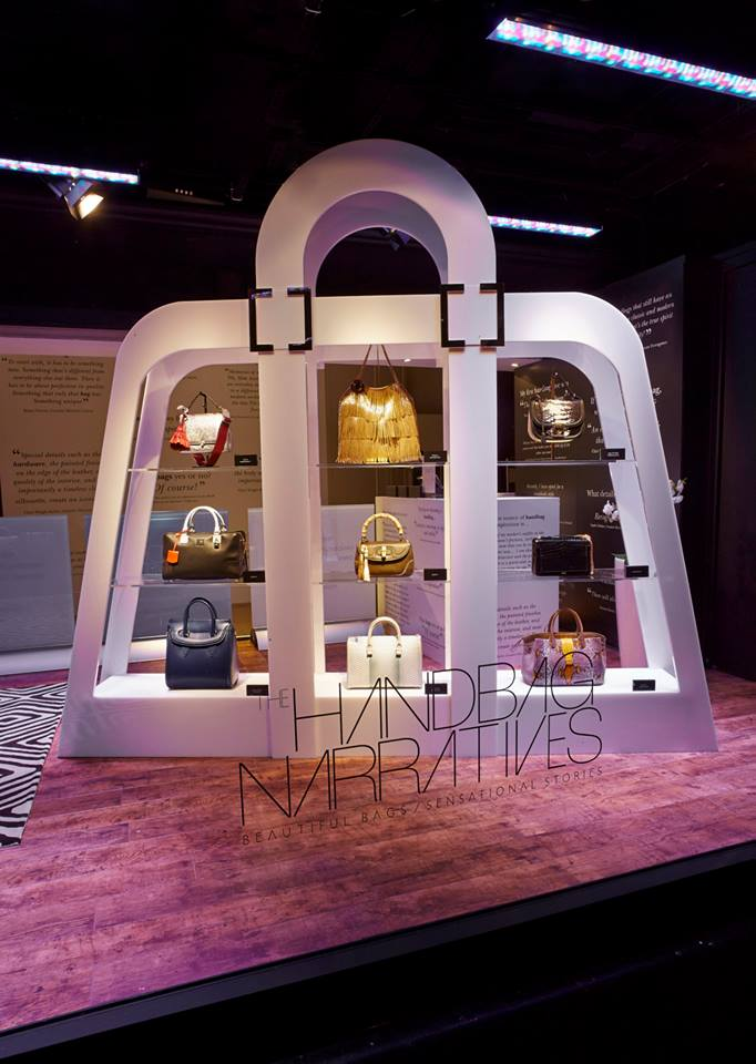 window displays handbags hermes
