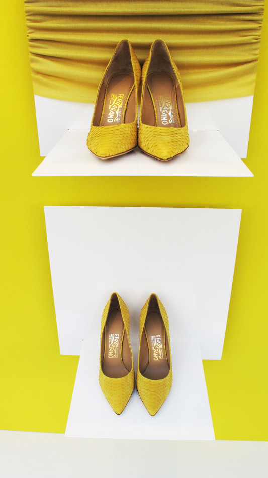 best-window-displays_salvatore-ferragamo_2013_summer_yellow_08