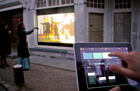 Interactive Window Projection by NuFormer