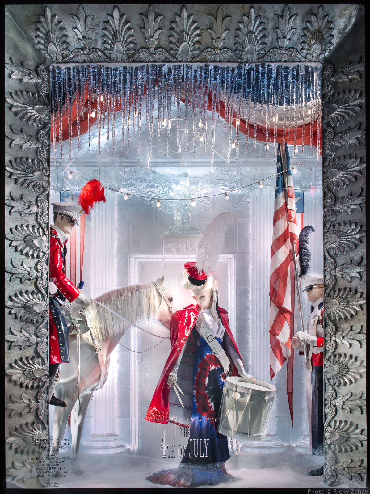 "Bergdorf Goodman ""Holidays on Ice"" Holiday Window Displays 2013 - Best ..."