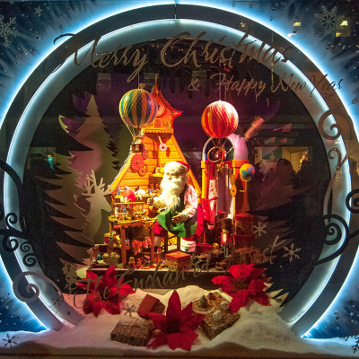 """The Enchanted Forest"" Window Displays at Fenwick Newcastle by One World Studio"