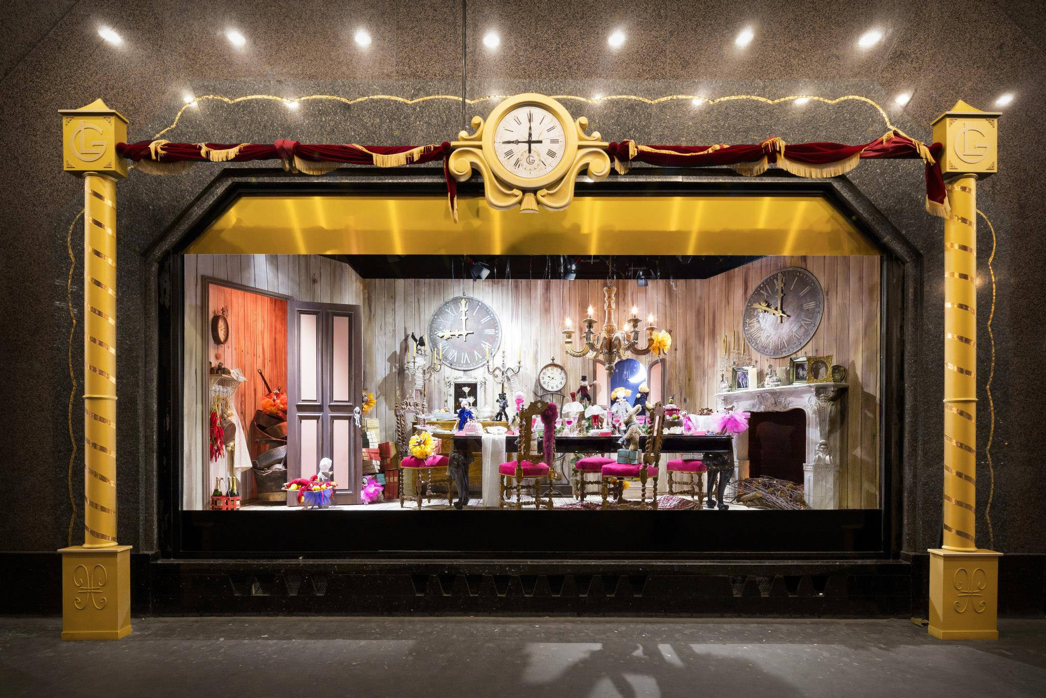 Galeries lafayette christmas window display 2013 best window displays - Vitrines galeries lafayette 2016 ...