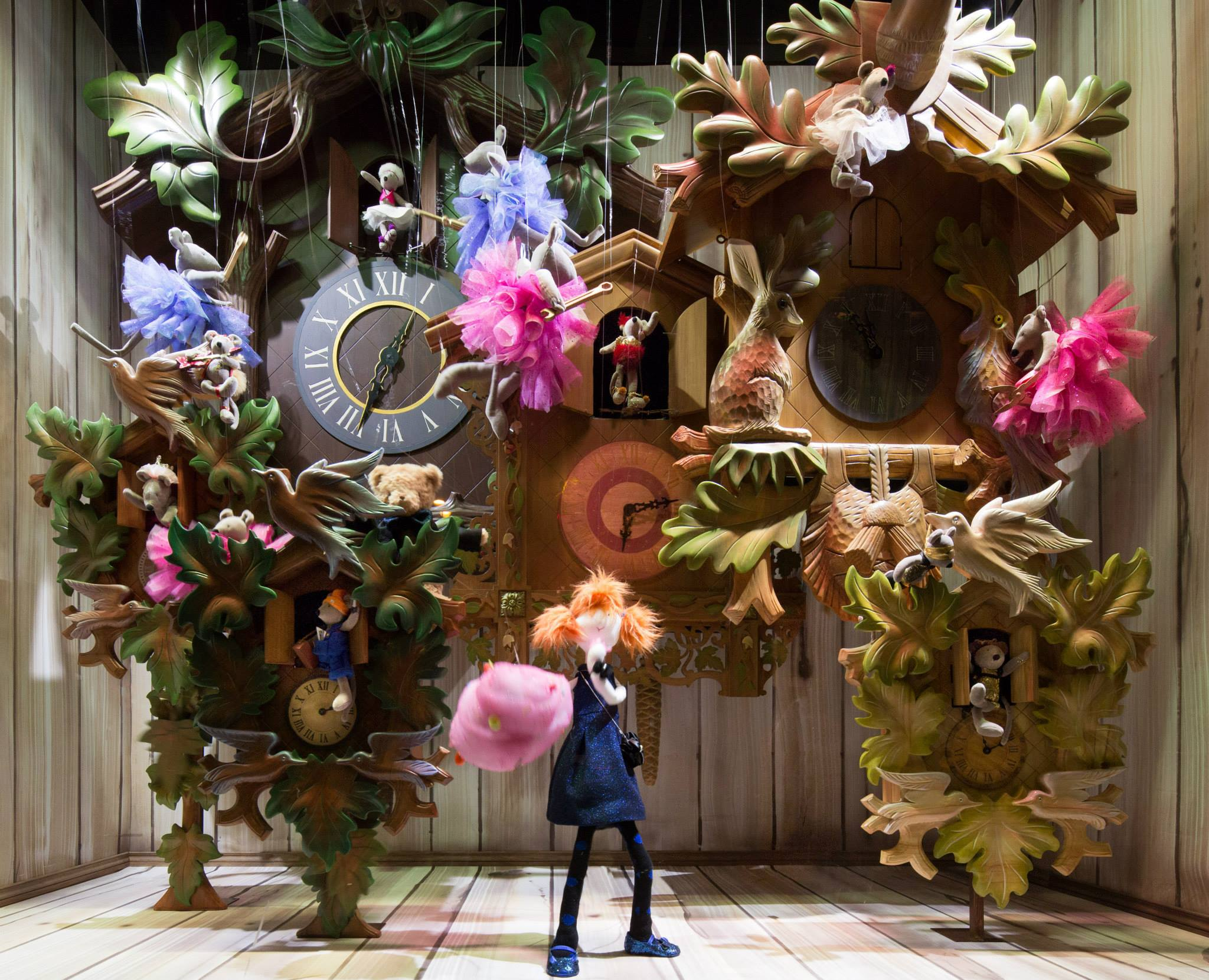 Anthropologie Holiday Windows 2010 | Maria Day Photoblog |Holiday Window Displays