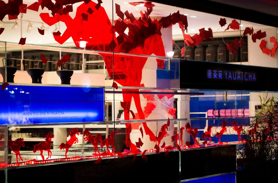 best-window-displays_harvey-nichols_2014_yauatcha_chinese-new-year_year-of-the-horse_02