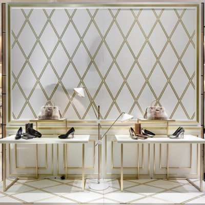 TOD'S Christmas Window Display by Marialuisa Cortesi