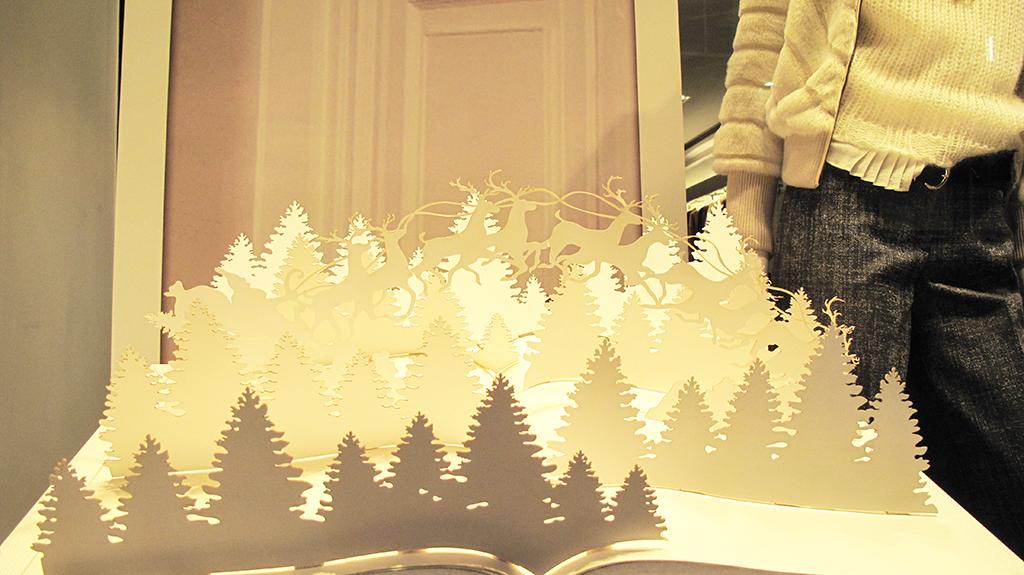 Winter Wonderland Christmas Trees