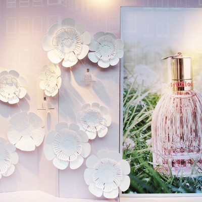 'See by Chloé' Perfume Window Display