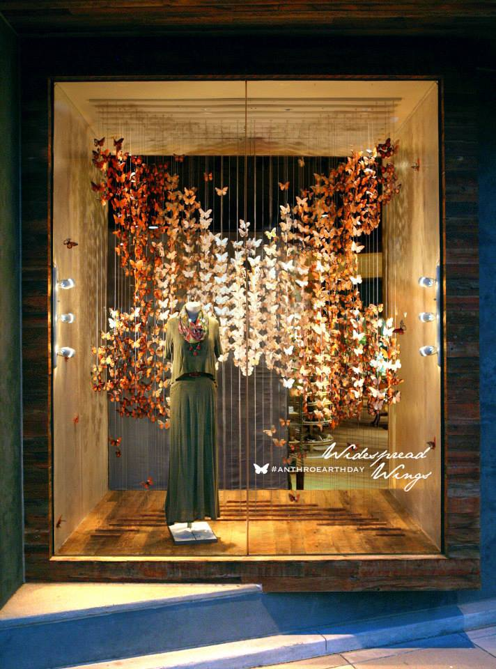 best-window-displays_anthropologie_2014_spring_earth-day_monarch-butterfly_03