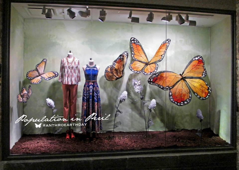 best-window-displays_anthropologie_2014_spring_earth-day_monarch-butterfly_05