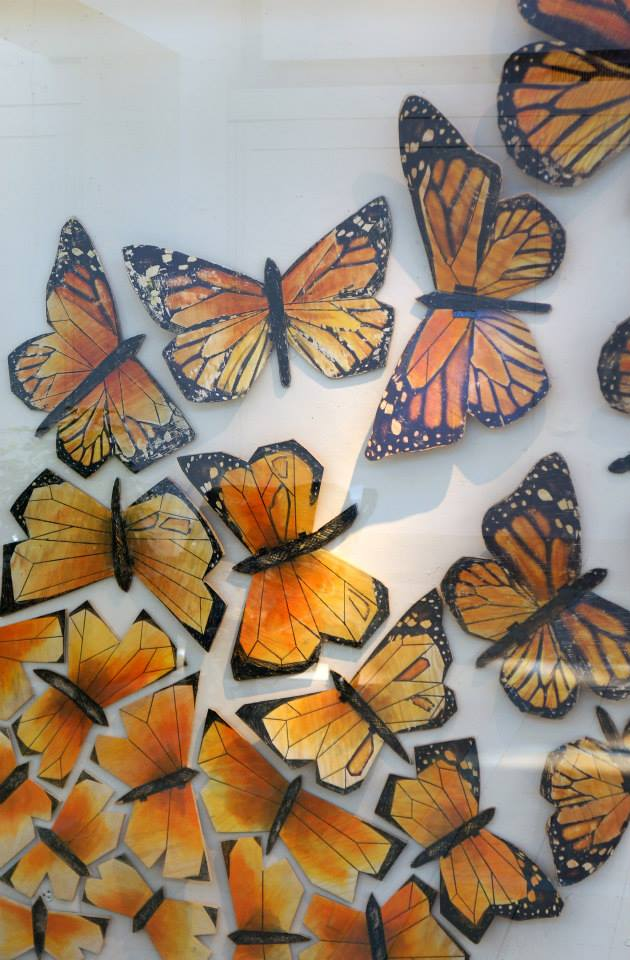 best-window-displays_anthropologie_2014_spring_earth-day_monarch-butterfly_08