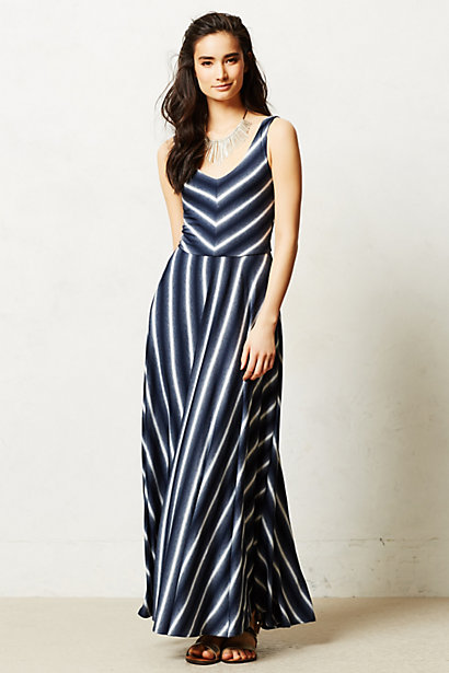 Anthropologie Tamsin Maxi Dress