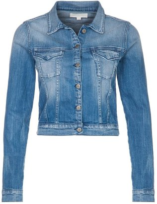 Calvin Klein Jeans Blue Jeans Jacket 'Adette'