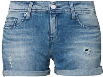 Calvin Klein Jeans Short Blue Jeans 'Carah'