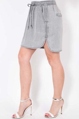 Calvin Klein Jeans Gray skirt 'Karen'