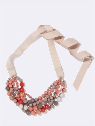 CYRILLUS Collier Femme Perles Multirangs