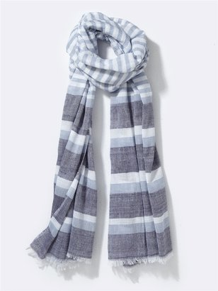 CYRILLUS Stripped Scarf for Men