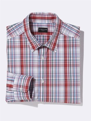 CYRILLUS Slim fit shirt - Tiles