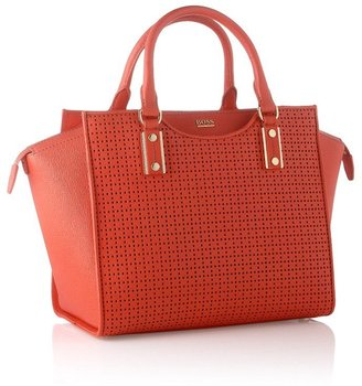 HUGO BOSS Handbag 'Maika-P' in leather