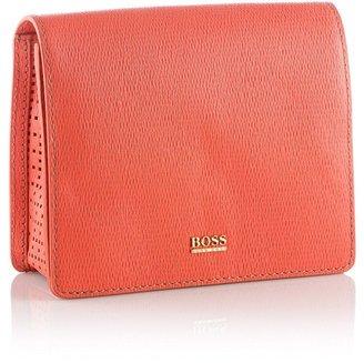 HUGO BOSS Shoulder bag 'Matildy-P' in leather