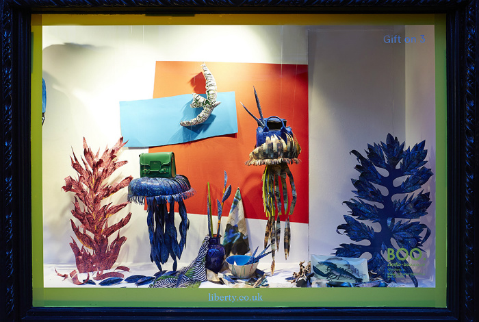 best-window-displays_liberty-london_2014_summer_henri-matisse-cut-outs_02