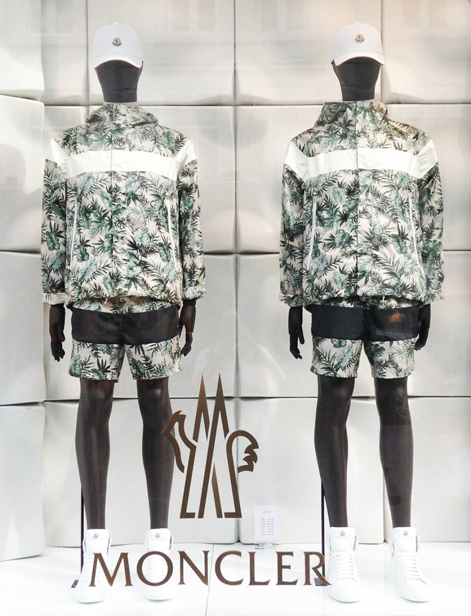 best-window-displays_moncler_2014_summer_floral-collection_11