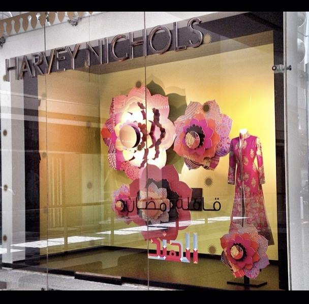 best-window-displays_harvey-nichols_2014_ramadan_02