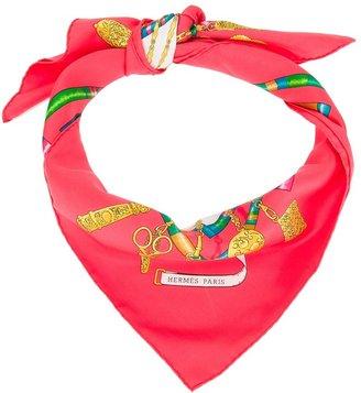 Hermès Vintage 'Petite Main' scarf