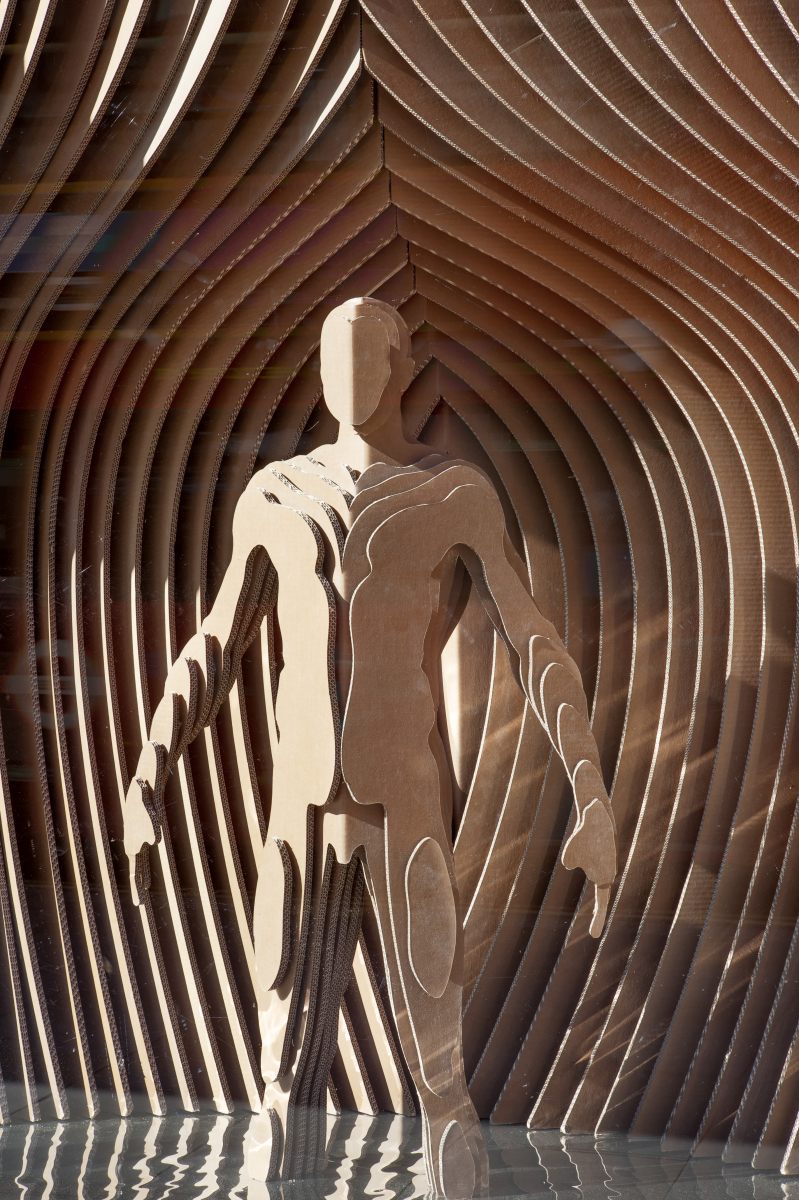 The regent street windows project 2012 - Gant Riba Regent Street Window Displays By Sybarite Architects