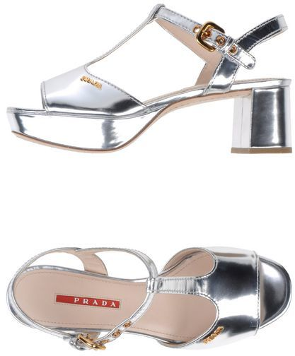 Prada Sport sandals
