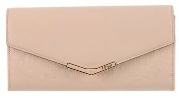 FENDI Light Pink Wallet