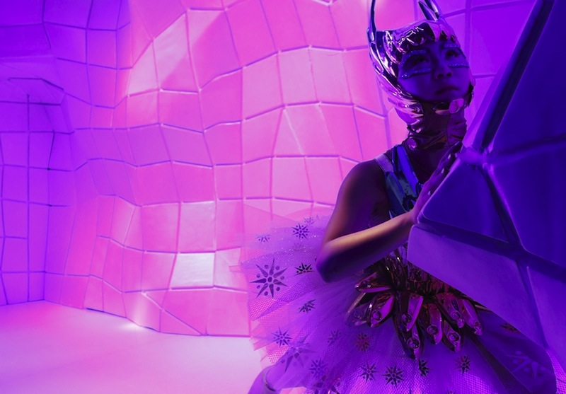 Barneys New York 'BAZ DAZZLED' Holiday Windows 2014