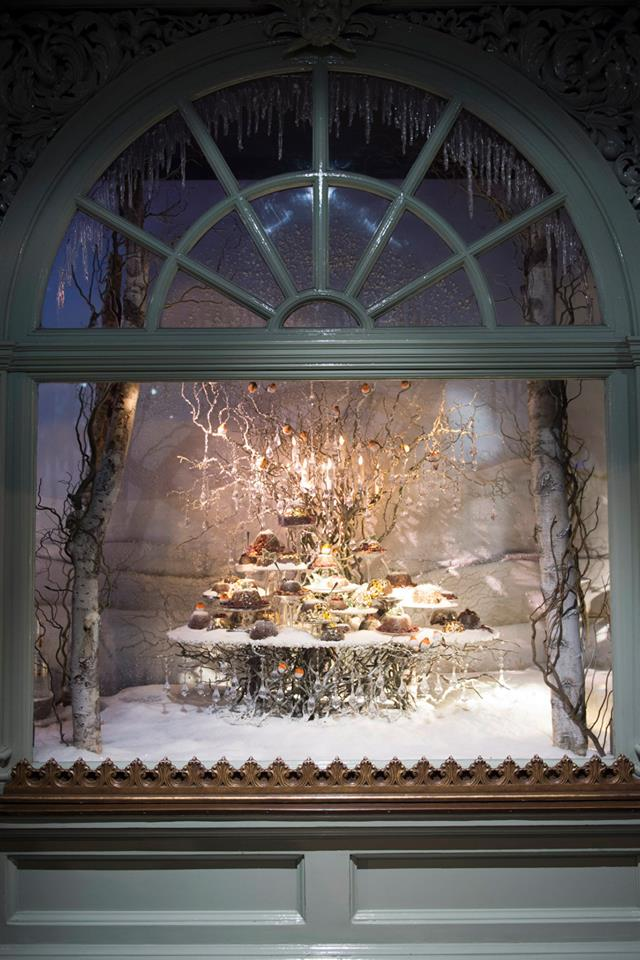 Fortnum & Mason Christmas Window Displays 2014