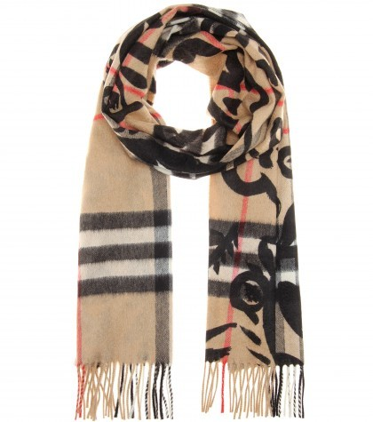 Burberry London Burberry Cashmere Scarf
