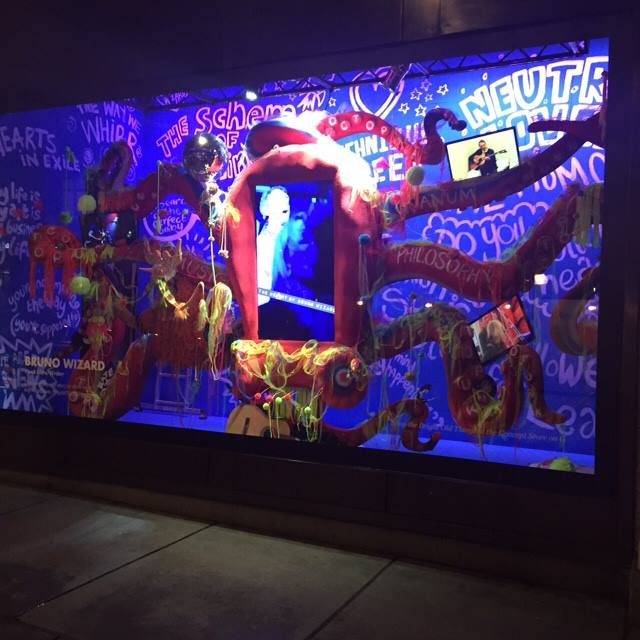 Selfridges 'Bright Old Things' Window Displays 2015