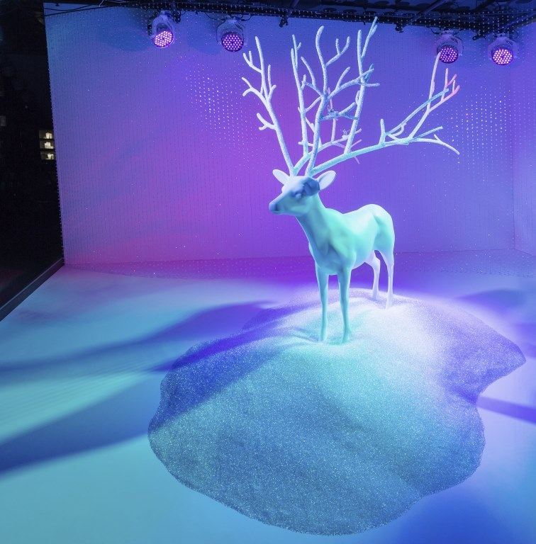 Swarovski Wien Christmas Window Display 2014 by Stuart Henry